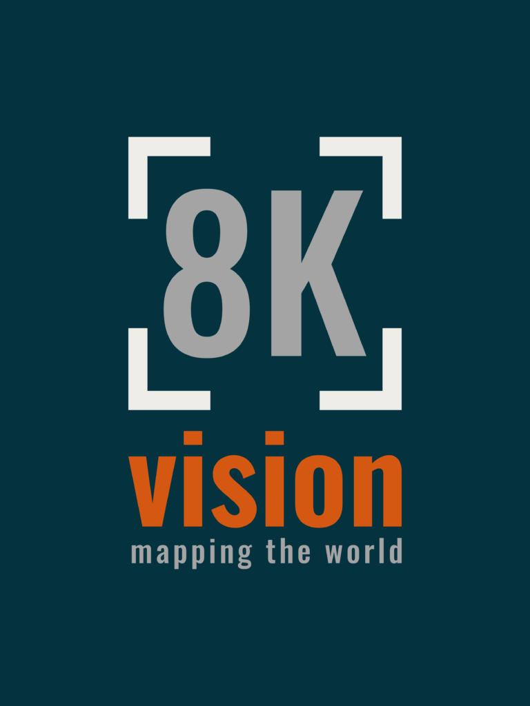 8K Vision Logo